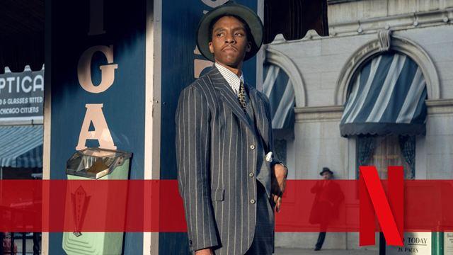"""Neu bei Netflix: Der letzte Film mit """"Black Panther""""-Star Chadwick Boseman"""