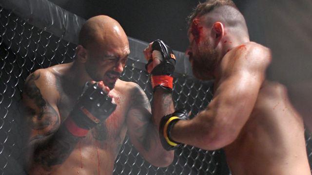 """Brutale Prügel im Stahlkäfig: Trailer zum Mixed-Martial-Arts-Actionfilm """"Cagefighter"""" mit Wrestling-Superstar Jon Moxley"""