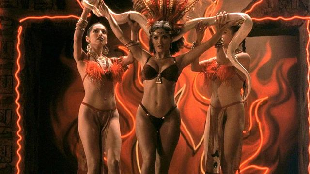 "Vampir-Horror: Robert Rodriguez macht neue Serie zum Kultfilm ""From Dusk Till Dawn"""