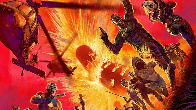 """DC-Superschurken-Spaß für Erwachsene: So brutal wird """"The Suicide Squad"""" von James Gunn"""