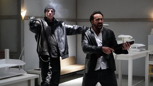 """Das ist Nicolas Cages """"wildester Film"""": """"Prisoners Of The Ghostland"""" wird wie """"Die Klapperschlange"""" mit Geistern & Ninjas"""