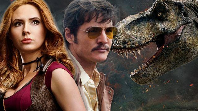 """Viele Stars in neuer Netflix-Komödie über chaotischen """"Jurassic World 3""""-Dreh"""