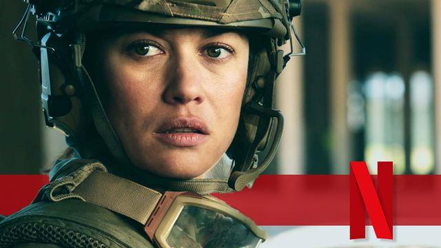 """In 2 Tagen wird Liam Neeson ganz schön alt aussehen: Trailer zum Netflix-Rache-Actioner """"Sentinelle"""" mit Olga Kurylenko"""