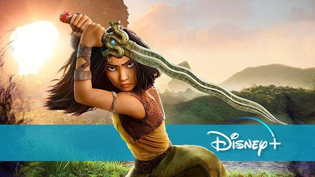 """""""Es war zu brutal!"""": Darum wäre Disneys """"Raya und der letzte Drache"""" fast sehr gewalttätig geworden"""