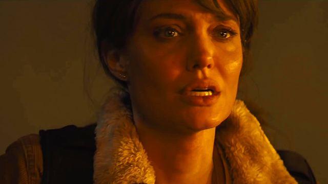 """Angelina Jolie kämpft im Flammeninferno gegen Killer: Deutscher Trailer zu """"They Want Me Dead"""""""