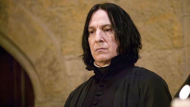 """""""Harry Potter"""": So herzerwärmend verbrachte """"Snape"""" Alan Rickman seinen letzten """"Heiligtümer des Todes""""-Drehtag"""