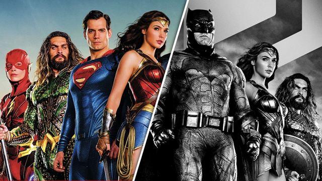 Superman vs. Justice League: So stark unterscheiden sich Snyder-Cut und Whedon-Cut
