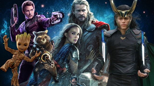 """Thor 4"" kommt mit Superstars, Space-Haien & den Guardians Of The Galaxy: So geht's in ""Love And Thunder"" weiter"