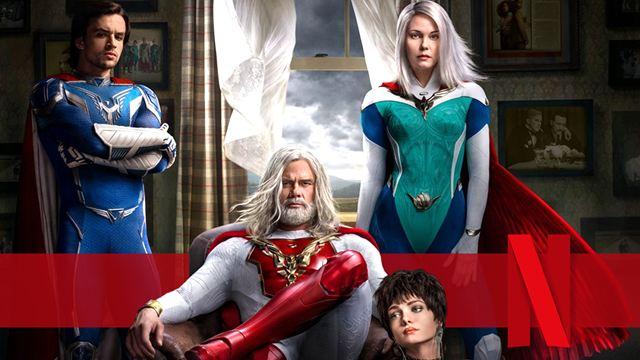 """Wer ist wer in """"Jupiter's Legacy""""? Die Figuren in der Netflix-Superhelden-Serie erklärt"""
