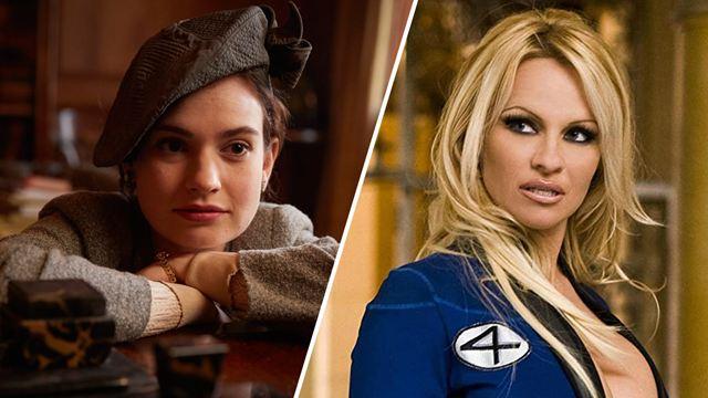 Krasse Verwandlung: Erste Bilder zeigen Lily James als Pamela Anderson