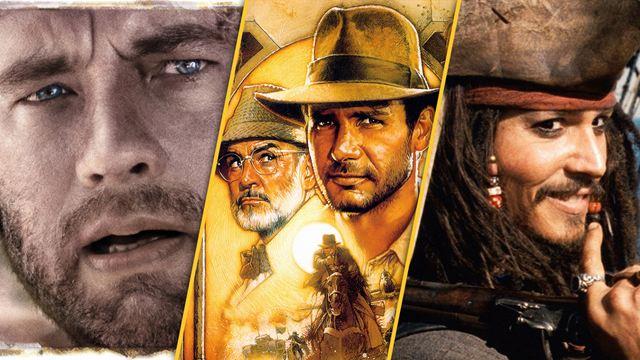 Die besten Abenteuerfilme aller Zeiten