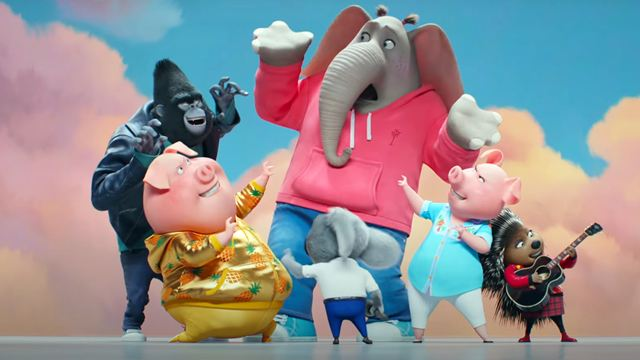 """Die Fortsetzung des Mega-Hits: Der erste Trailer zu """"Sing 2 – Die Show deines Lebens"""""""