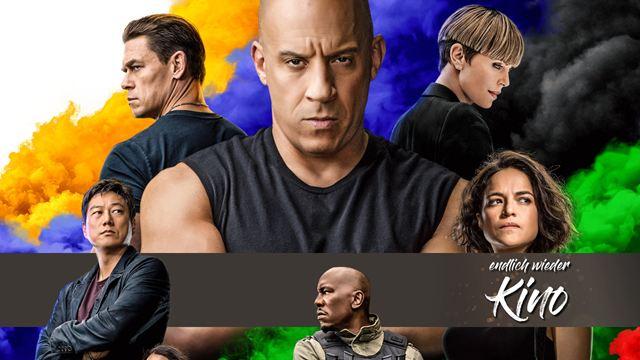 """""""Fast & Furious 9"""" schlägt Marvel-Abenteuer """"Black Widow"""": Bester Kinostart in der Corona-Zeit für Vin Diesel & Co."""