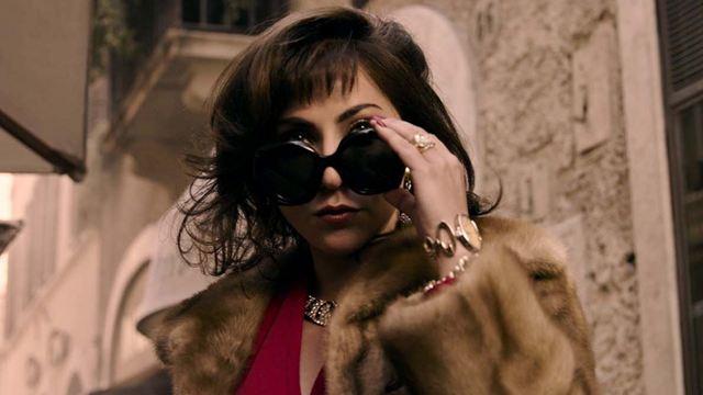 """Im deutschen Trailer zu Ridley Scotts """"House Of Gucci"""" lässt Lady Gaga einen """"Star Wars""""-Star killen"""