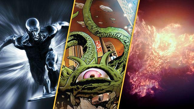 """In """"Doctor Strange 2"""" und """"Captain Marvel 2"""": Diese kosmischen Wesen werden uns im MCU vermutlich noch erwarten"""