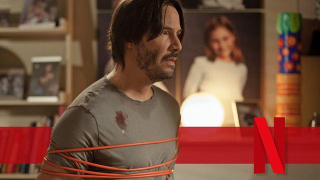 Noch schnell auf Netflix streamen: Erotik-Horror mit Keanu Reeves und zwei Comic-Blockbuster verschwinden in 3 Tagen!