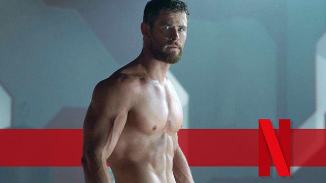 """Chris Hemsworth pumpt für Netflix die Muskeln auf: So knallhart trainiert er für das Action-Sequel """"Extraction 2"""""""