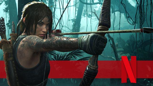 """""""Tomb Raider""""-Serie: Marvel-Star wird für Netflix zur neuen Lara Croft"""