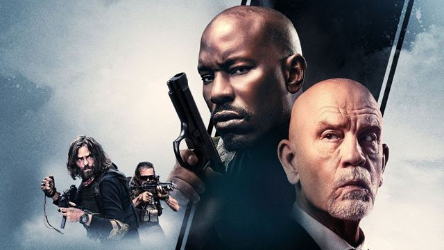 """Explosive Action à la """"Stirb langsam"""": """"Fast & Furious""""-Star im deutschen Trailer zu """"Rogue Hostage"""""""