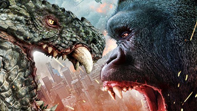 "Neu auf Amazon Prime Video: ""Godzilla Vs. Kong"" als Billig-Film"