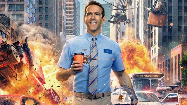 """""""Free Guy"""": So bekommt ihr jetzt sogar noch mehr Ryan Reynolds als im Kino & auf Disney+"""