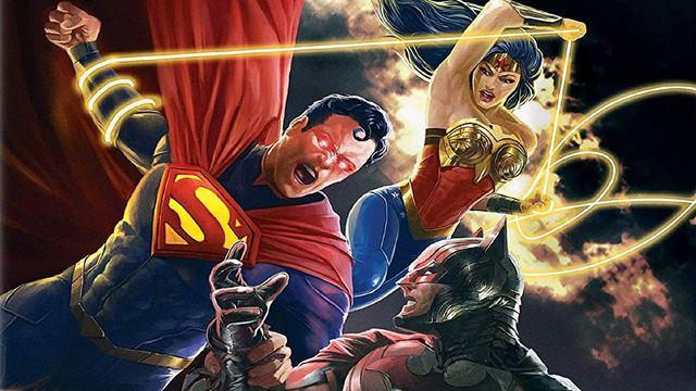 """Superman mutiert zum brutalen Bösewicht – Batman greift ein: Deutscher DC-Trailer zu """"Injustice"""""""