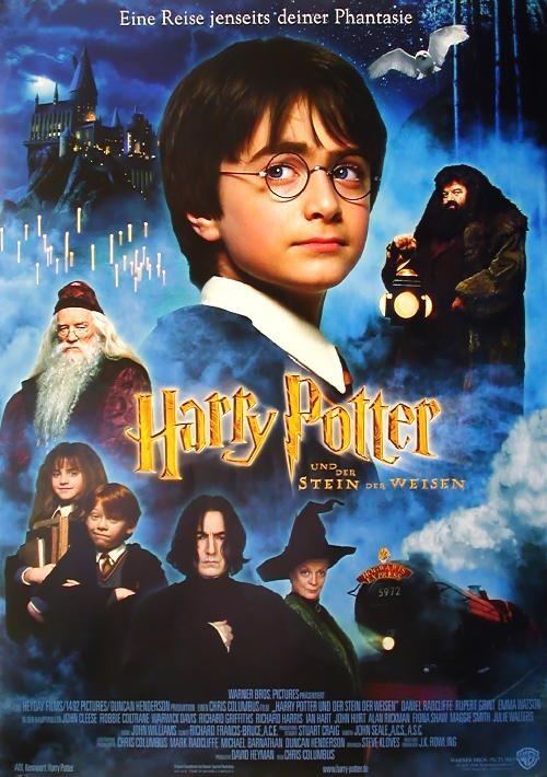 Harry Potter Und Der Stein Der Weisen Film 2001 Filmstarts De