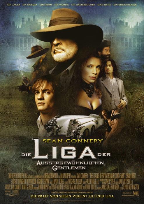 Die Liga Der Aussergewohnlichen Gentlemen Film 2003 Filmstarts De