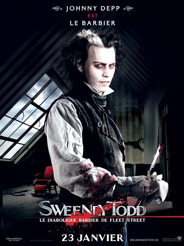 Sweeney Todd Ganzer Film Deutsch