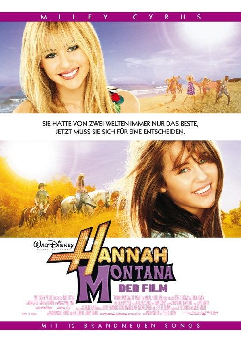 Hannah Montana Der Film Film 2009 Filmstarts De