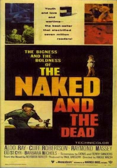 THE NAKED AND THE DEAD by Norman Mailer - 1st Edition