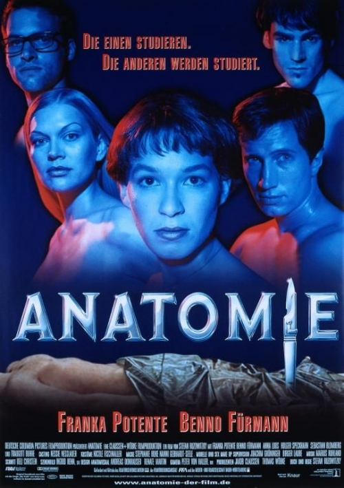 [好雷] 活人破膽 Anatomie (2000 德國片)