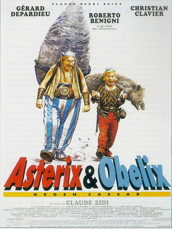 Asterix Obelix Gegen Caesar Film 1999 Filmstarts De