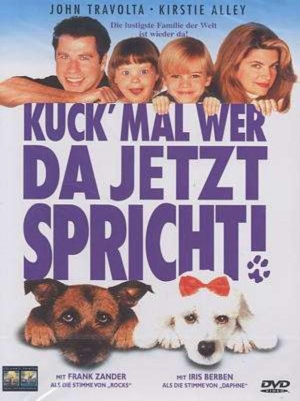 Kuck Mal Wer Da Jetzt Spricht Film 1993 Filmstarts De