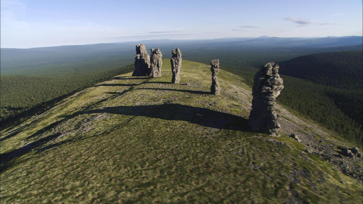 Bild von Russland - Im Reich der Tiger, Bären und Vulkane ...