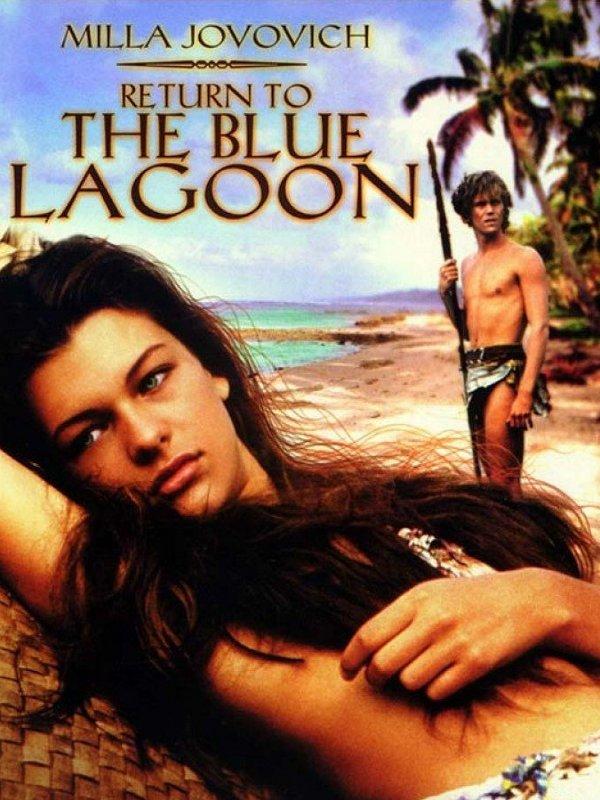 Ruckkehr Zur Blauen Lagune Film 1991 Filmstarts De