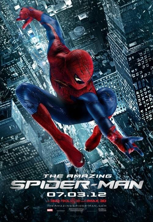 Poster Zum The Amazing Spider Man Bild 3 Auf 91 Filmstarts De