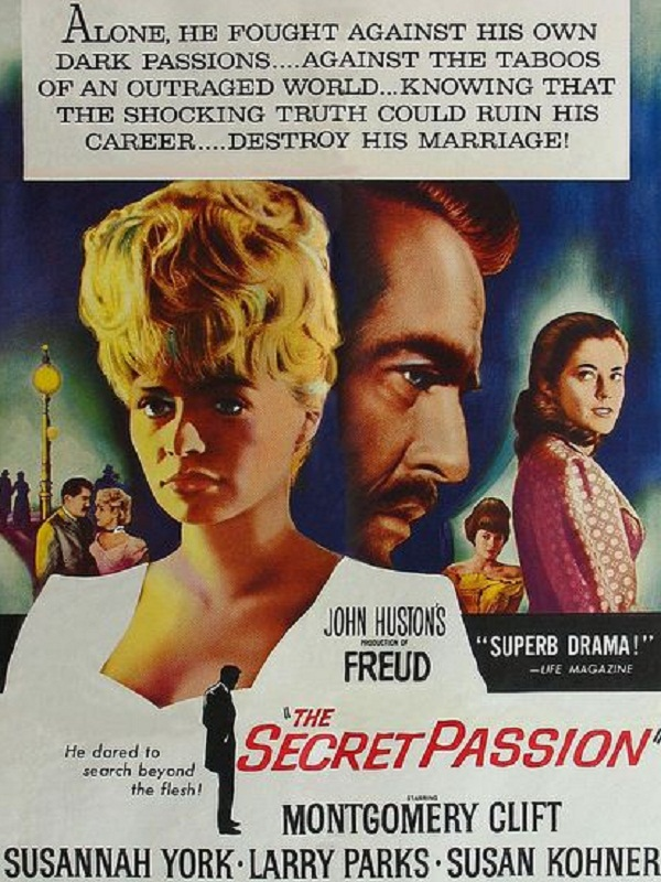 Freud - Film 1962 - FILMSTARTS.de