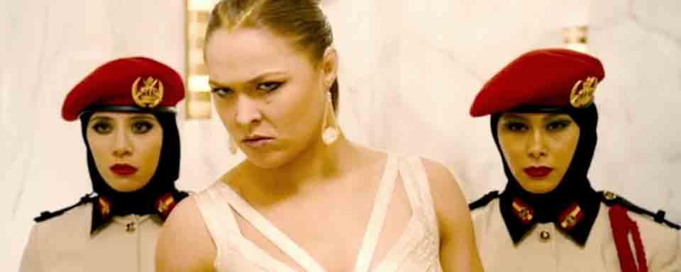 Mega-Angebot für Ronda Rousey: Sie soll Captain Marvel