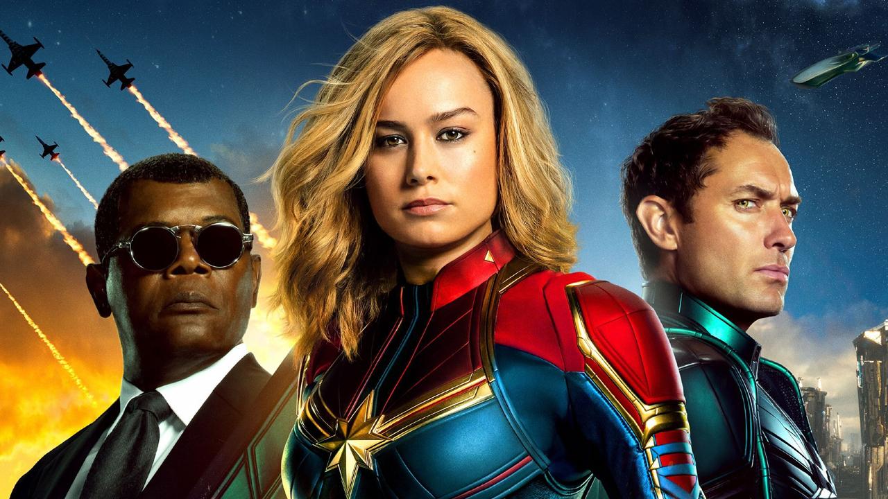 """darum überrascht """"captain marvel"""" selbst die größten comic"""