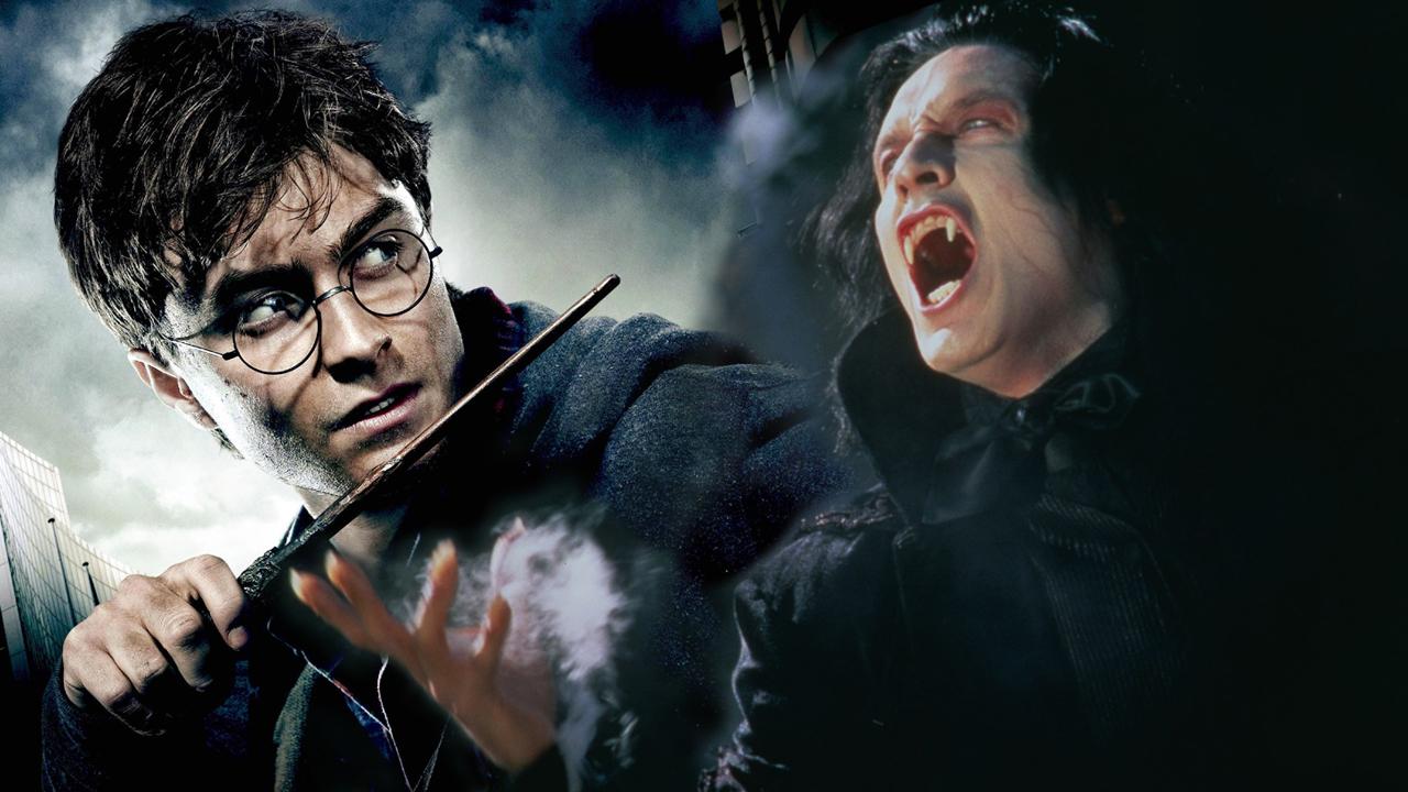 Neu Auf Dvd Blu Ray Die Ultimative Harry Potter Box Und Jede Menge Uncut Horror Kino News Filmstarts De