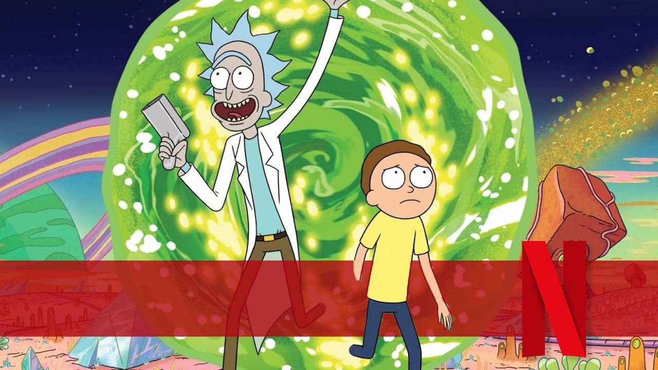 Rick Morty Weg zurück nach Hause Beth