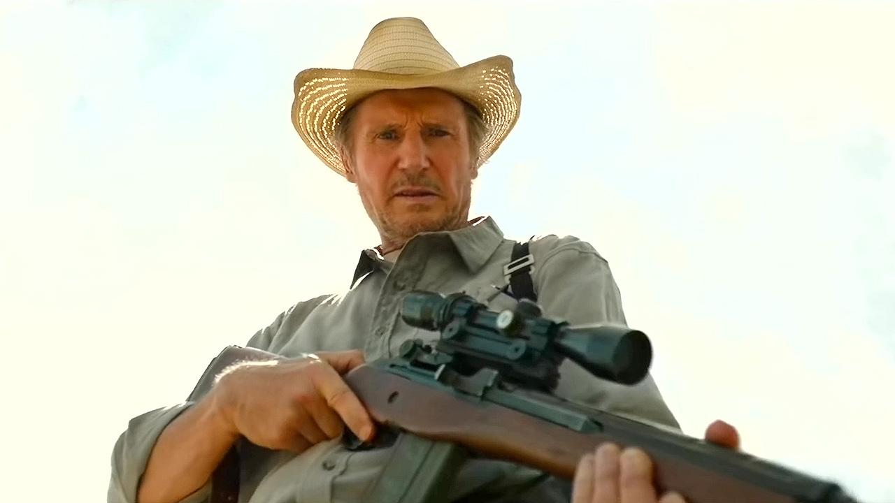 """Liam Neeson macht auf Rambo: Trailer zum Action-Thriller """"The Marksman"""""""