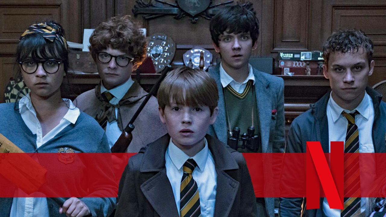 Neu auf Netflix: Brutale Harry Potter-Parodie mit Margot
