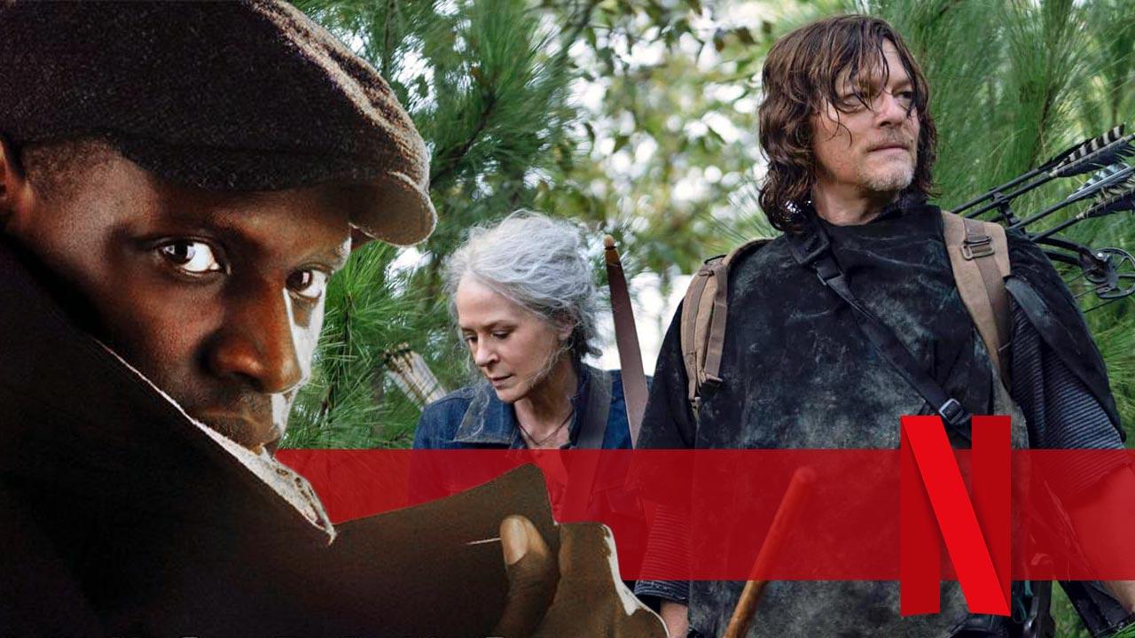 """Neu auf Netflix: """"Lupin"""" Teil 2 und endlich neue Folgen von """"The Walking Dead"""""""