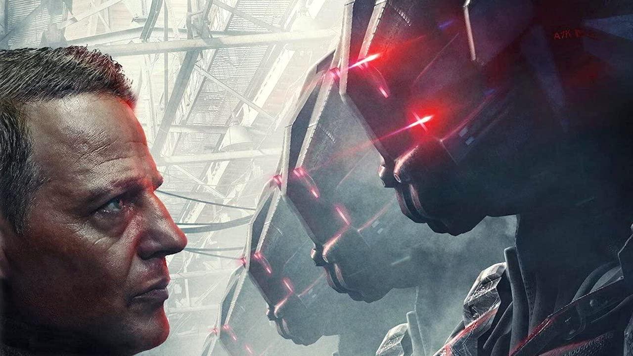 """Science-Fiction trifft Zeitlupen-Action: Im Trailer zu """"Battle Drone"""" geht's für einen """"Rambo 5""""-Star nach Tschernobyl"""