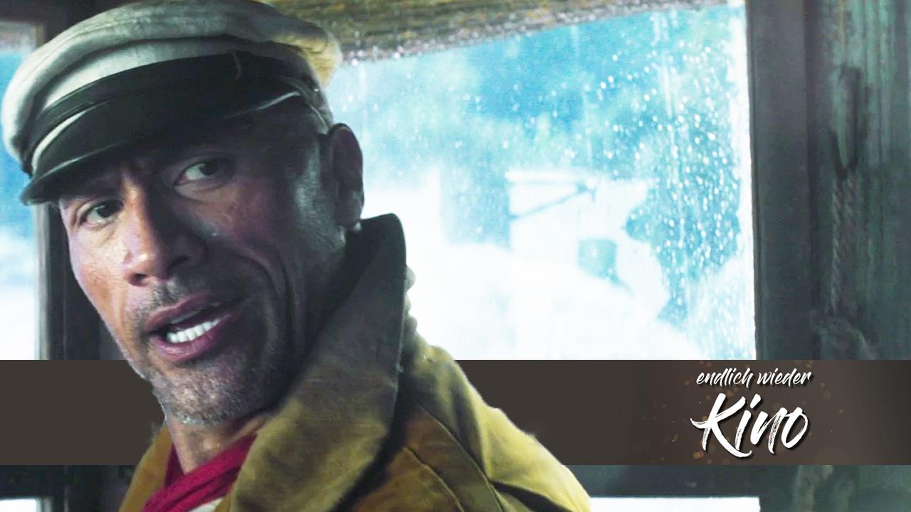 """Die ersten Meinungen zum neuen Dwayne-Johnson-Abenteuer: Ist """"Jungle Cruise"""" das neue """"Fluch der Karibik""""?"""
