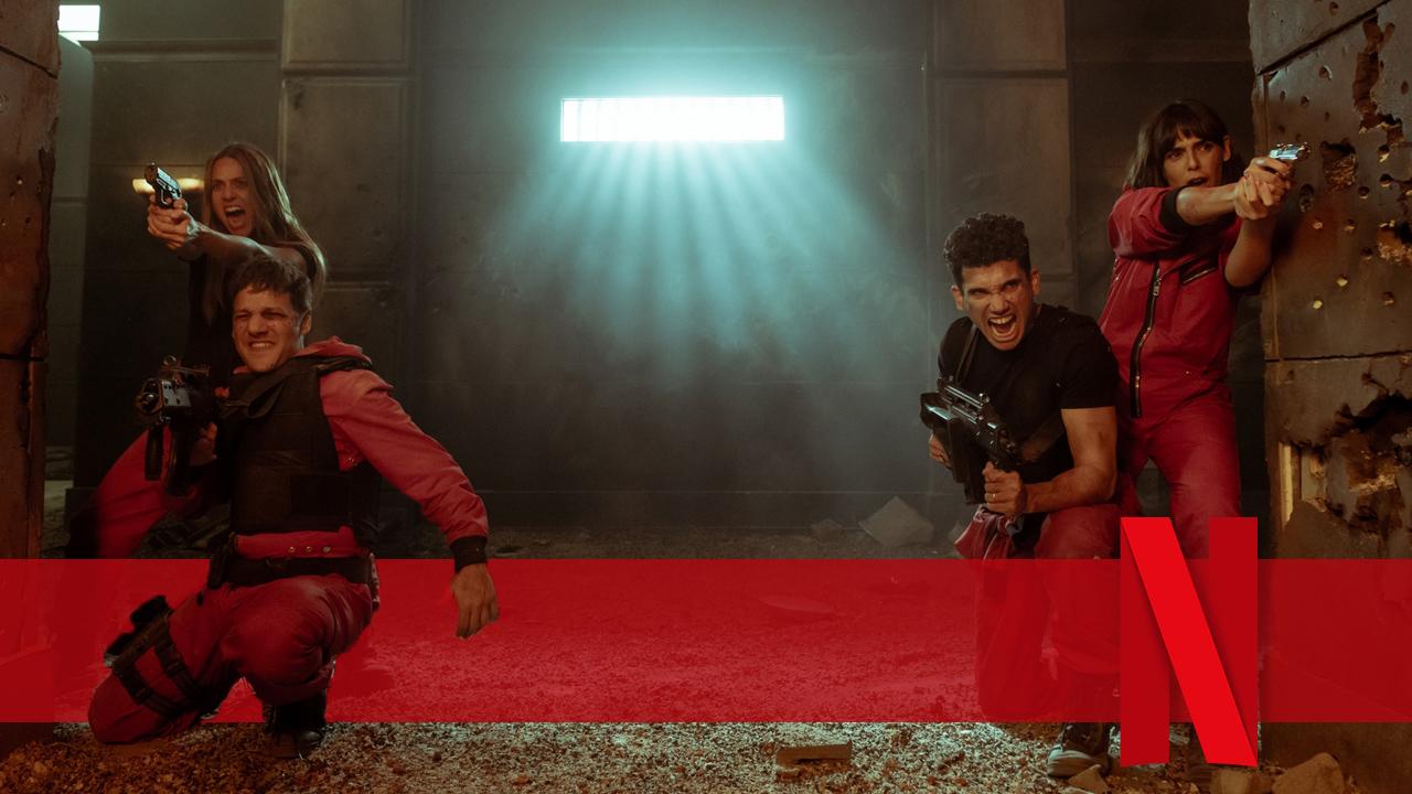 """Viel Action im Trailer zur 5. Staffel von """"Haus des Geldes"""" auf Netflix: Der Krieg beginnt"""
