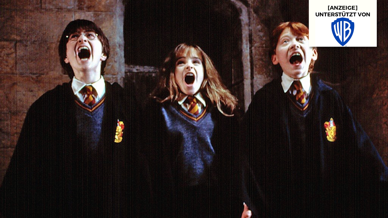 """Neu im Heimkino: Diese magische Edition von """"Harry Potter und der Stein der Weisen"""" dürfen echte Fans nicht verpassen [Anzeige]"""