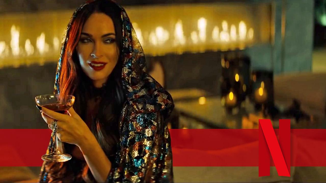 """Megan Fox und ein """"Game Of Thrones""""-Star im Netflix-Trailer zum Vampir-Horror """"Night Teeth"""""""